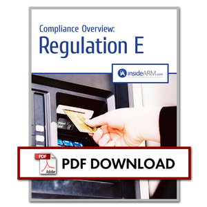 Thumbnail - Compliance Overview: Regulation E