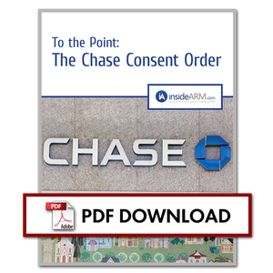 Thumbnail - To the Point: The Chase Consent Order