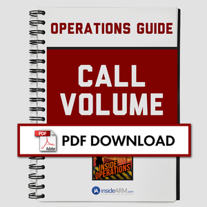 Thumbnail - Operations Guide: Call Volume