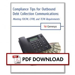 Compliance Tips for Outbound Debt Collection Communications