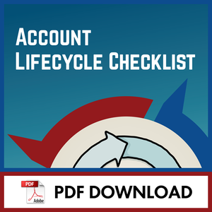 Account Lifecycle Checklist Thumbnail