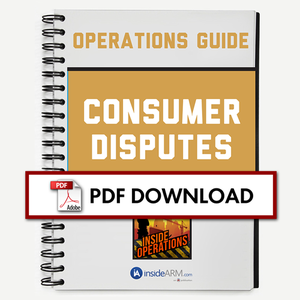Operations Guide: Consumer Disputes Thumbnail