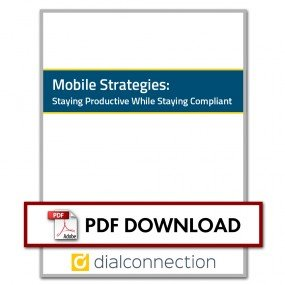 Mobile Strategies: Staying Productive While Staying Compliant