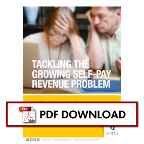 Tackling the Growing Self-Pay Revenue Problem