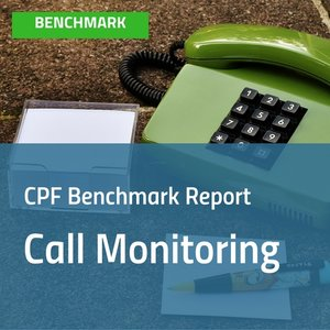 Call Monitoring Benchmark
