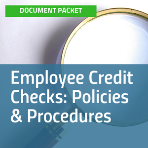 Employee Credit Checks