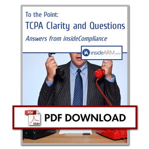 To the Point: TCPA Clarity and Questions