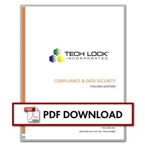 TECH LOCK Challenge: A Compliance and Data Security Questionnaire