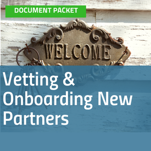 Vetting & Onboarding