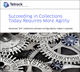 "Report titled ""Succeeding in Collections Today Requires More Agility"" with a picture of clockwork gears [Image by creator Editor from TelRock]"