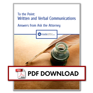 Thumbnail - To the Point: Written and Verbal Communication